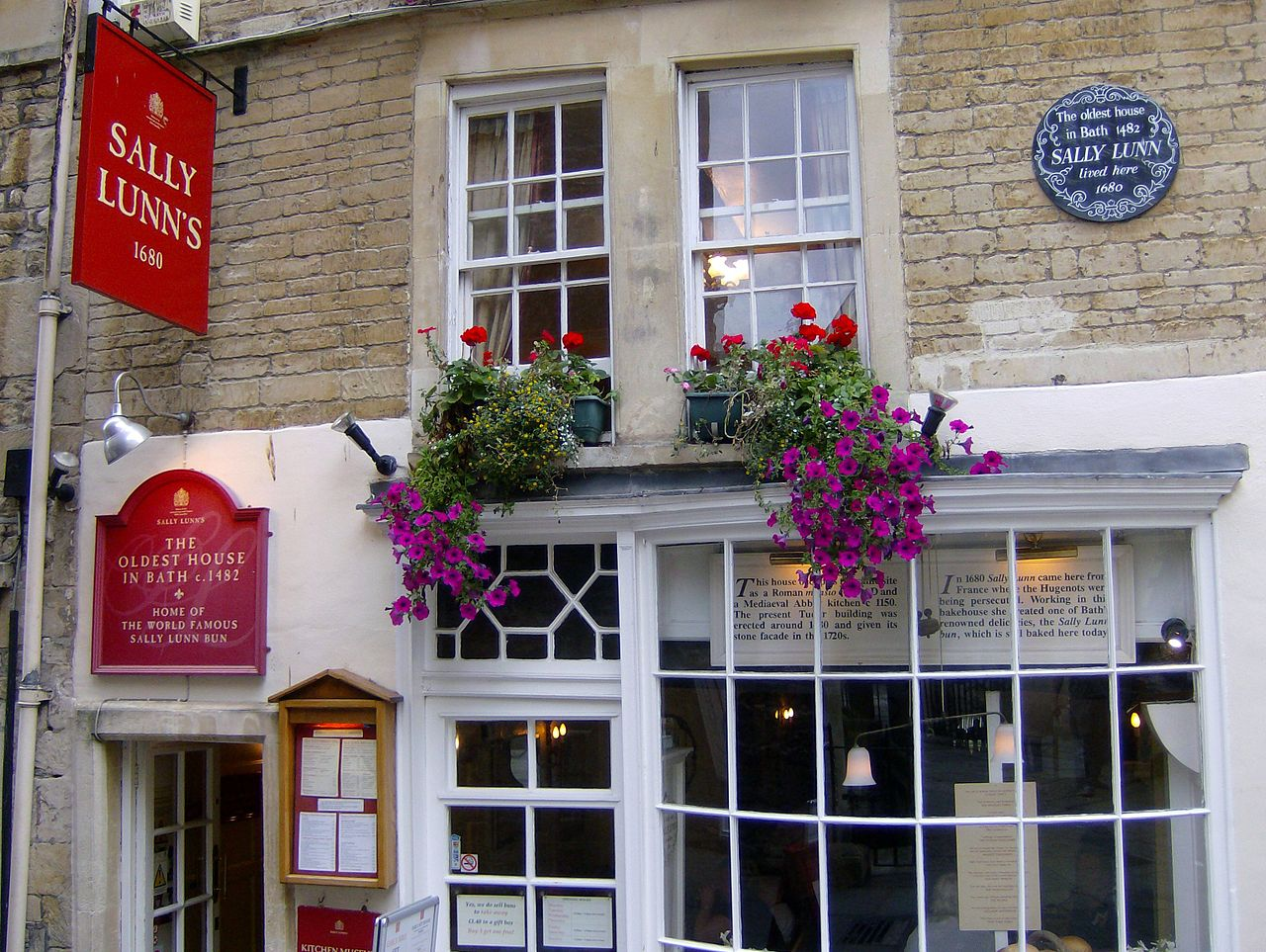 Sally Lunn S Tea Room Bath