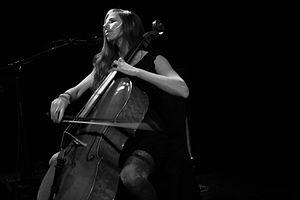 Rebecca Foon - Image: Saltland Performing