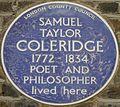 SamuelTaylorColeridgeBluePlaque.jpg