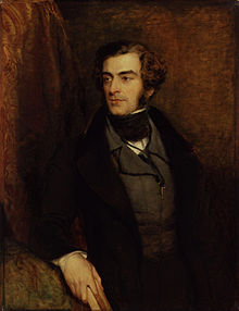 Samuel Warren (c. 1835-40), by John Linnell.