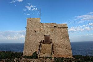 Sopu Tower - Image: San Blas Tower