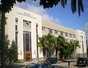 United States Post Office (San Pedro, California) - San Pedro Post Office, 2008