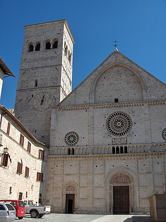 Assisi Cathedral - Assisi Cathedral.