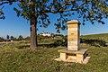 Sandsteinsäule mit dem Gedicht Roons, Ranis, Thüringen, 151002, ako.jpg