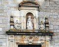 Santa María de Reboreda, Redondela, detalle.JPG