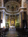 Santa Maria ai Monti (Rome), view to the altar.jpg