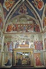 Sassetti Chapel