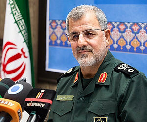 Mohammad Pakpour - General Pakpour in April 2016
