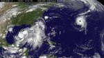 File:Satellite Tracks Trio of Tropical Systems in Atlantic.webm