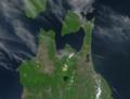 Satellite image of Aomori, Japan in May 2001.png