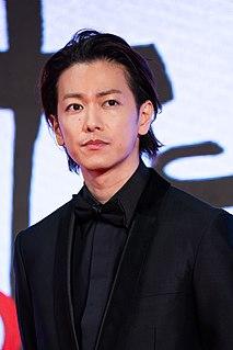 Takeru Satoh Japanese actor