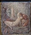 Satyr and maenad Herculaneum MAN Napoli Inv27699.jpg