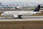 Saudia, HZ-AS53, Airbus A320-214 (47637693491).jpg