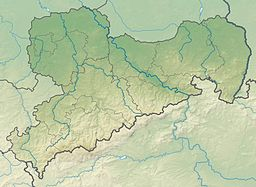 Zittau Mountains is located in Saxony