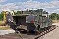 Schützenpanzer ULAN des Österreichischen Bundesheeres am Bahnhof Gmünd 02.jpg