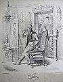 Schattenseiten der Düsseldorfer Maler, Portrait of Karl Ferdinand Sohn (1805-1867).JPG
