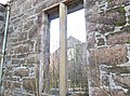 Schaw Kirk or Stair United Free Church, Trabboch, East Ayrshire - view of window from the north-west.jpg
