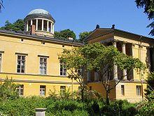 Château et parc de Lindstedt