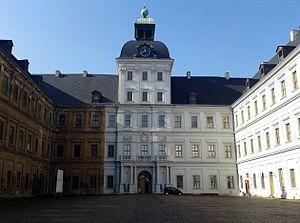 Jauchzet Gott in allen Landen, BWV 51 - Schloss Neu-Augustusburg in Weißenfels
