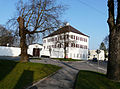 Schwabmünchen - Polizei ehem Fuggerschloss v NW.JPG