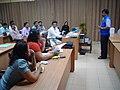 Science Career Ladder Workshop - Indo-US Exchange Programme - Science City - Kolkata 2008-09-17 000059.jpeg