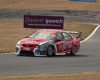 Scott McLaughlin (racing driver) - Image: Scott Mc Laughlin 2011