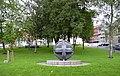 Sculpture, Market Street - geograph.org.uk - 1412635.jpg