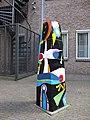 Sculpture Totem, Wijchen (Gld, NL) 1.JPG