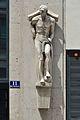 Sculpture by Josef Franz Riedl, Maria-Theresien-Straße 11, Alsergrund (05).jpg