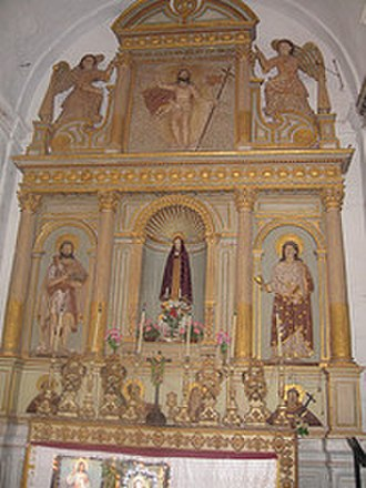 Se Cathedral - Image: Se Cathedral Altar