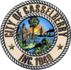 Official seal of Casselberry, Florida