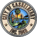 Seal of Casselberry, Florida.png