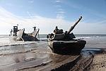 Second Tanks crashes Onslow Beach 130301-M-RW232-137.jpg