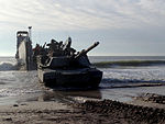 Second Tanks crashes Onslow Beach 130301-M-RW232-354.jpg