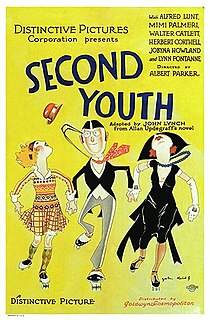 <i>Second Youth</i> (1924 film) 1924 film by Albert Parker