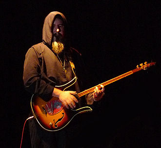 Secret Chiefs 3 - Trey Spruance performing in 2009