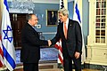 Secretary Kerry Shakes Hands With Israeli Foreign Minister Lieberman (13746437814).jpg