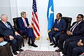 Secretary Kerry Sits with President Hassan Sheikh Mohamud and Prime Minister Omar Abdirashid Ali Sharmarke in Somalia (17194576499).jpg