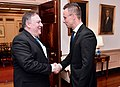 Secretary Pompeo Welcomes Hungarian Foreign Minister Szijjarto to Washington (42406788682).jpg
