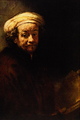 Self Portrait as Apostle... - Rembrandt Harmenszoon van Rijn.png