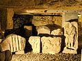 Senlis (60), musée d'art et d'archéologie, sous-sol, vestiges lapidaires gallo-romains 1.jpg