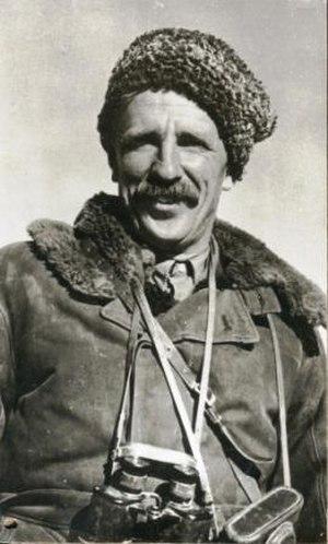 Sergey Tolstov - Tolstov in 1951