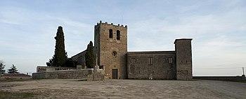 Serrateix, església de Santa Maria-PM 40428.jpg