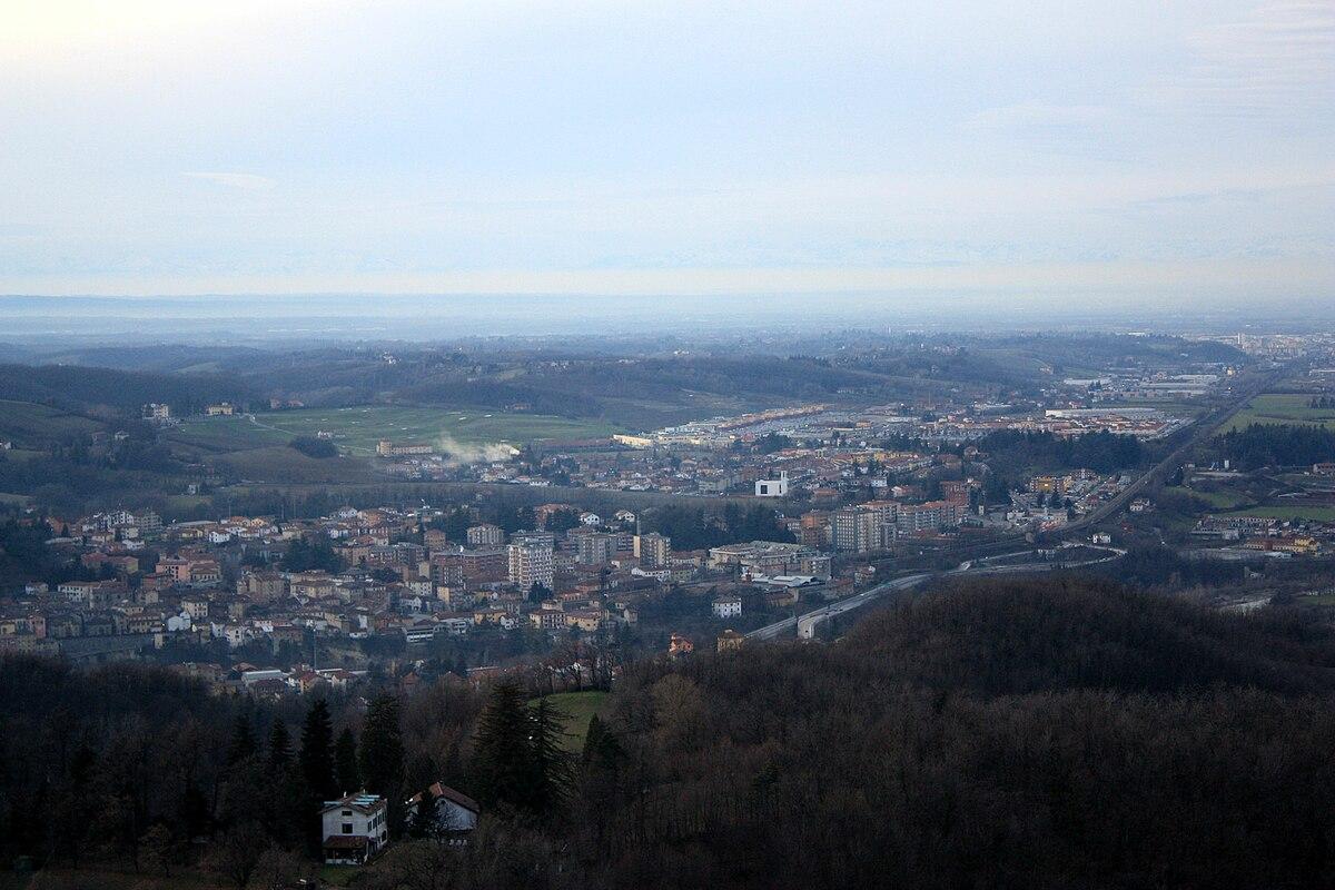 Serravalle scrivia wikipedia for Serravalle italy