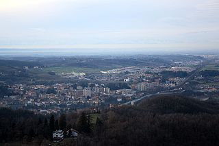 Serravalle Scrivia Comune in Piedmont, Italy