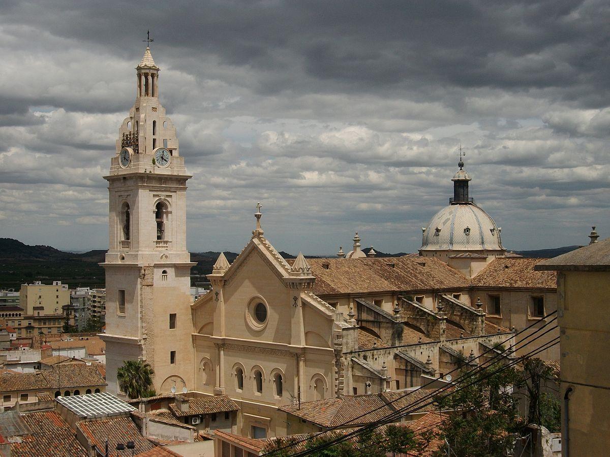 Collegiate basilica of x tiva wikipedia - German valencia ...