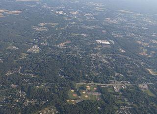 Severn, Maryland Census-designated place in Maryland, United States