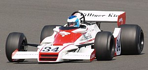 Shadow Racing Cars - The DN9 was copied by Arrows before a court order banned Arrows from racing their version, the FA/1.