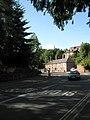 Shadows on the B4373 - geograph.org.uk - 1454247.jpg
