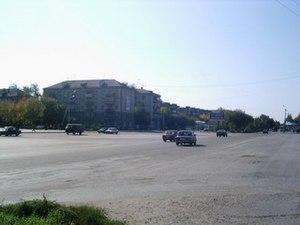 Шадринск и Шадринский район Первый городской